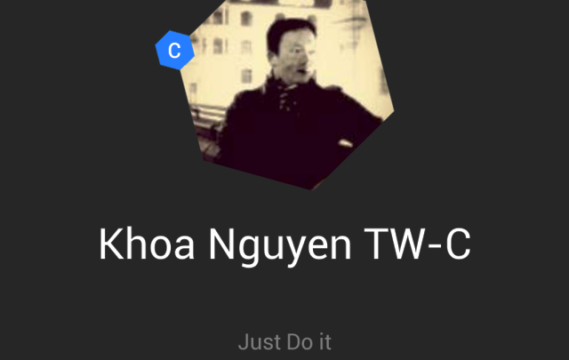 Khoa Nguyen bei Freeletics
