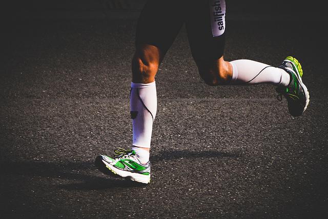 Wieviel Kalorien verbrennt man beim Laufen