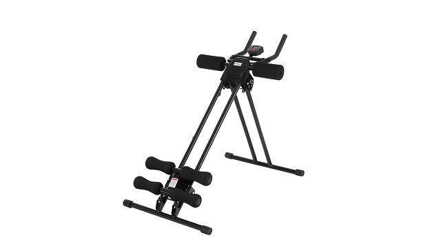 Ultrasport Bauchtrainer Ultra 150 – Fitness Power AB Trainer