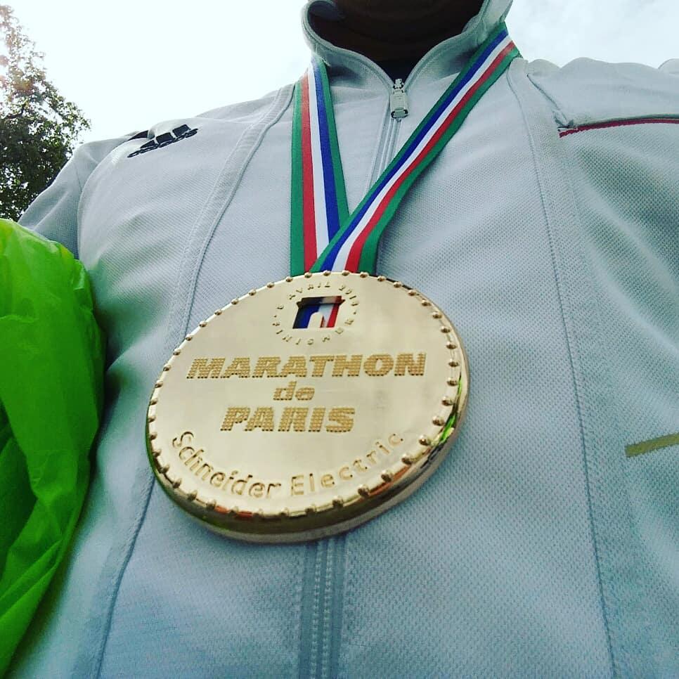 Paris Marathon 2018
