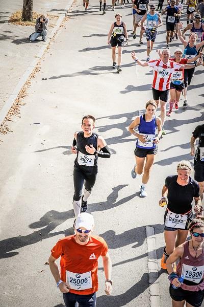 Berlin Marathon 2018 Lauf