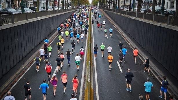 Marathonlauf