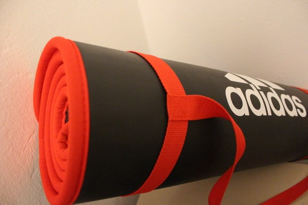 Adidas Core Trainingsmatte im Test