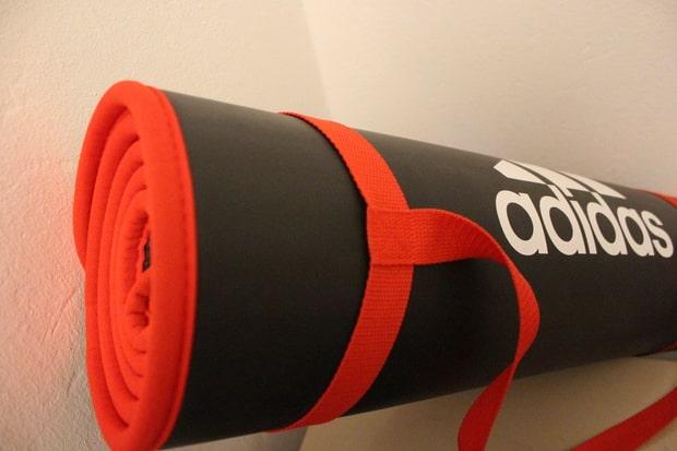 Adidas Core Trainingsmatte im Test