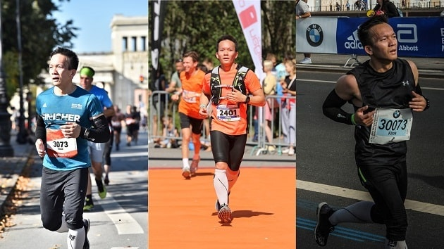 Mein Laufjahr 2018 in Zahlen: 3600 km & 25 Wettbewerbe