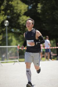 Khoa beim Bavarian Run