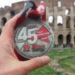 Roma-Ostia Halbmarathon 2019