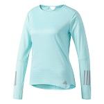 adidas Damen Response Longsleeve T-Shirt