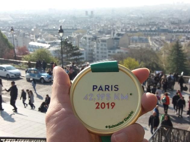 Paris Marathon 2019 Erfahrungsbericht – Eindrücke, Emotionen, Lektionen