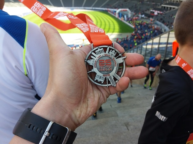 S25 run in Berlin 2019 – My Review