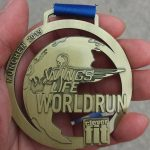 Wings for Life World Run Medaille