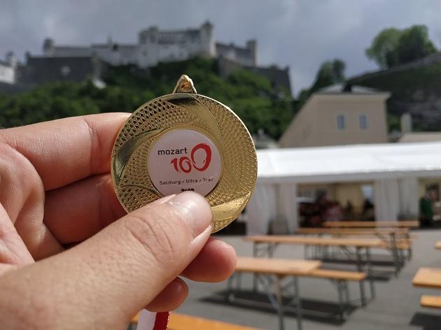 Mozart 100 Light Event mit 31km – Laufbericht 2019