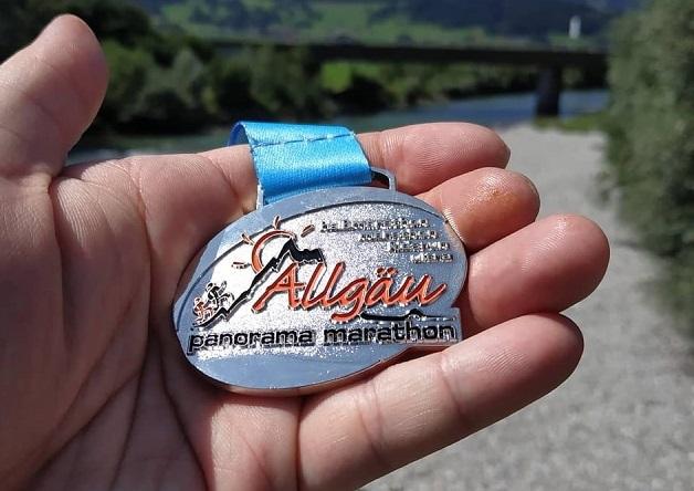 Allgäu Panorama Marathon 2019 - Laufbericht meiner Bergmarathon Premiere