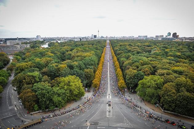Berlin Marathon 2019 es geht los