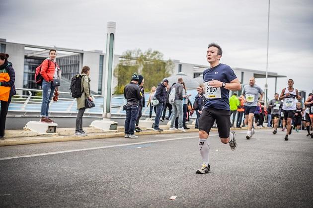 Berlin Marathon 2019 mit Khoa Nguyen