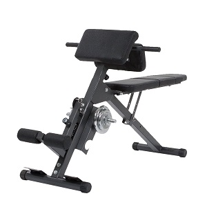 Finnlo Bauch Rückentrainer Ab and Back Trainer 3869