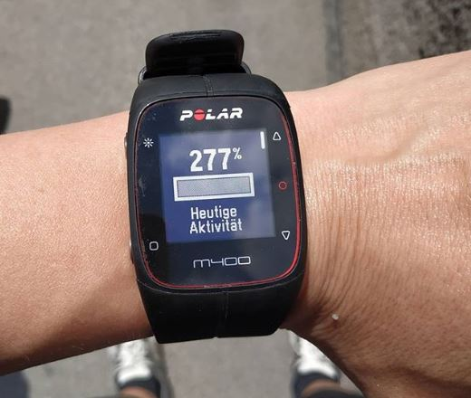 Why include Polar running watches to my faithful companions