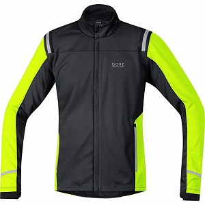 Gore Running WEAR Herren Soft Shell Laufjacke