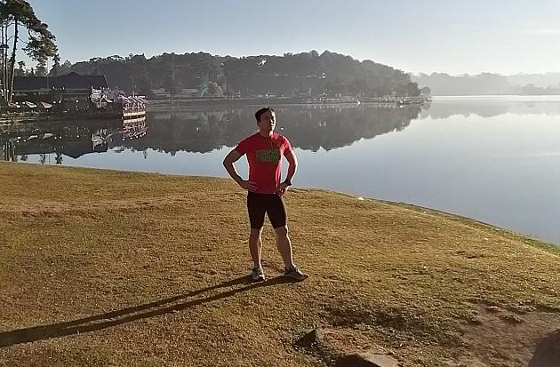Training für Halbmarathon