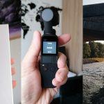 DJI Osmo Pocket Handheld Kamera