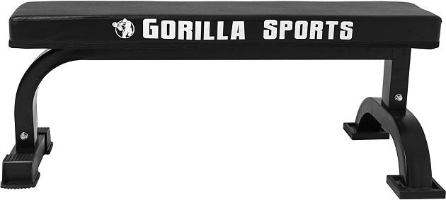 GORILLA SPORTS® Hantelbank