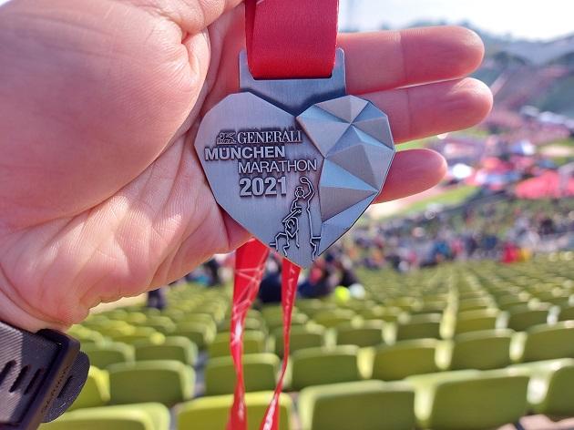 Generali Halbmarathon München 2021 – Erfahrungsbericht